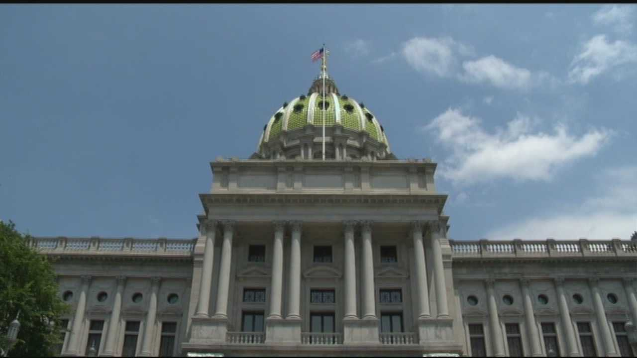 Republicans are sending a plan to Gov. Tom Wolf that holds the line on taxes, but the governor says he'll veto the proposal.