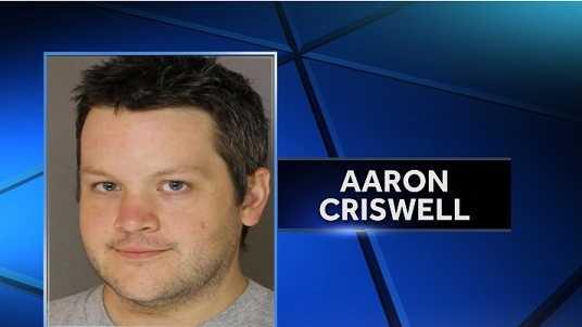 MUG SHOT: Aaron Criswell