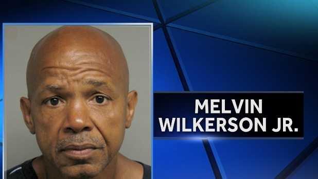 MUG SHOT:Melvin Wilkerson Jr.