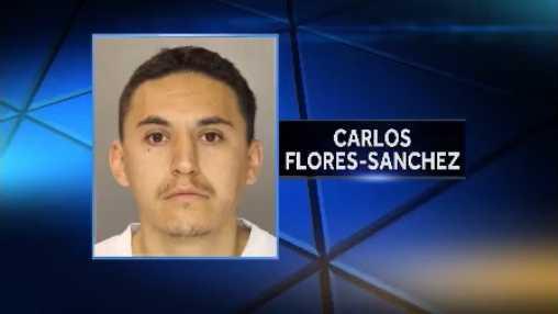 MUG SHOT: Carlos Flores Sanchez