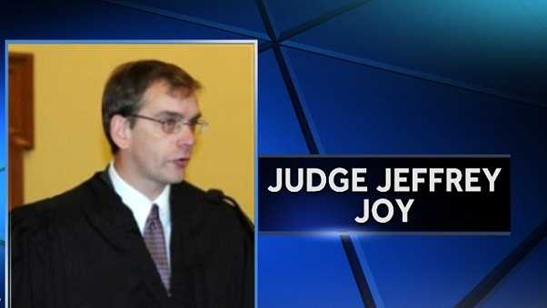 PHOTO: Judge Jeffrey Scott Joy