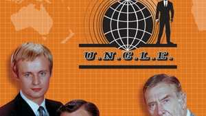 David McCallum, Robert Vaughn and Leo G. Carroll are the guys from U.N.C.L.E.
