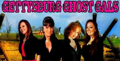 A group of Gettysburg women are on the hunt - for ghosts!