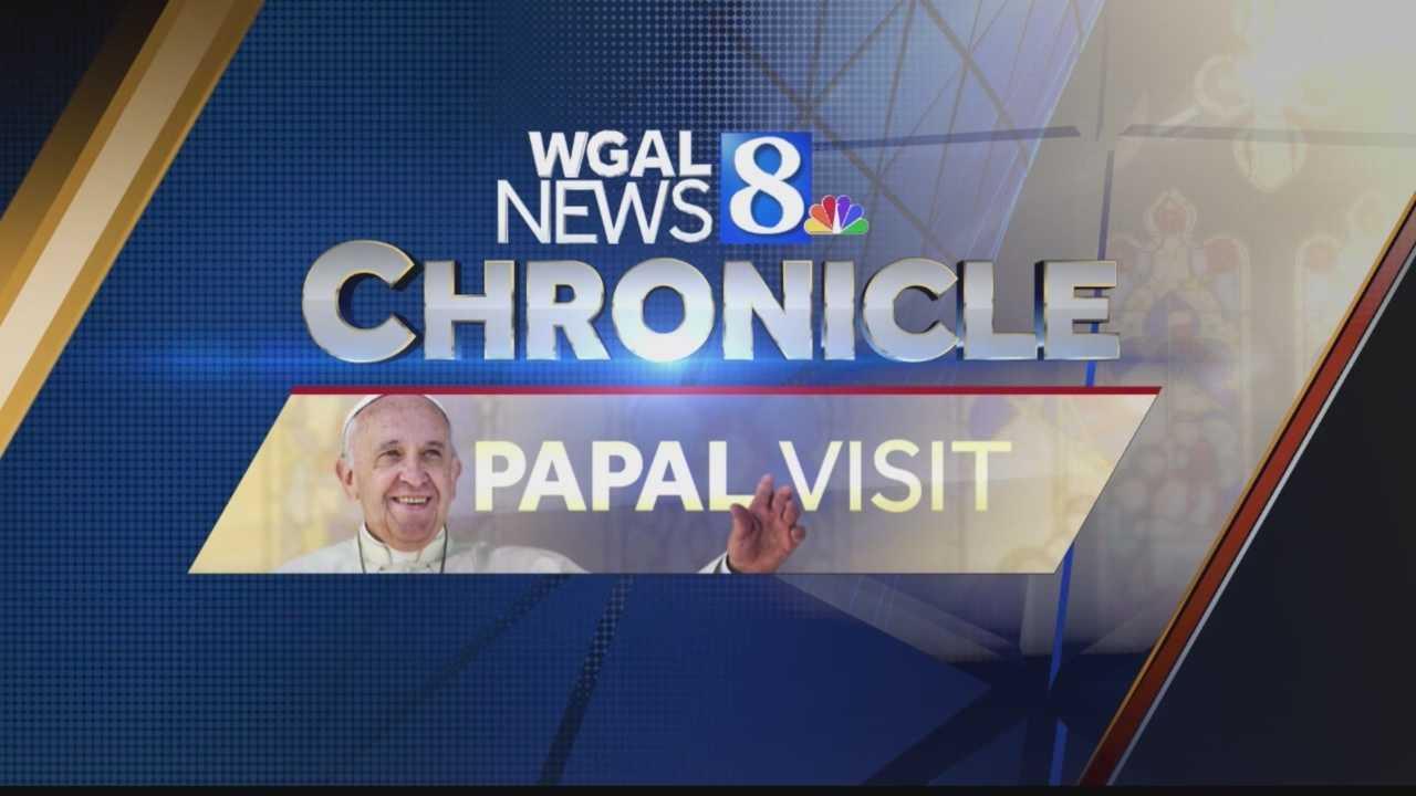 Chronicle Papal Visit (Part 1)