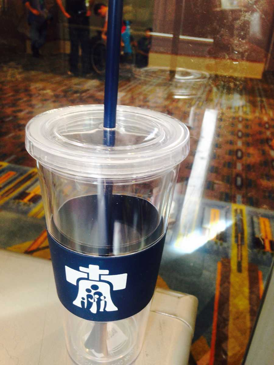 Cup: $15