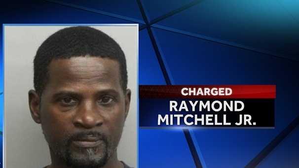 MUG SHOT: Raymond Mitchell