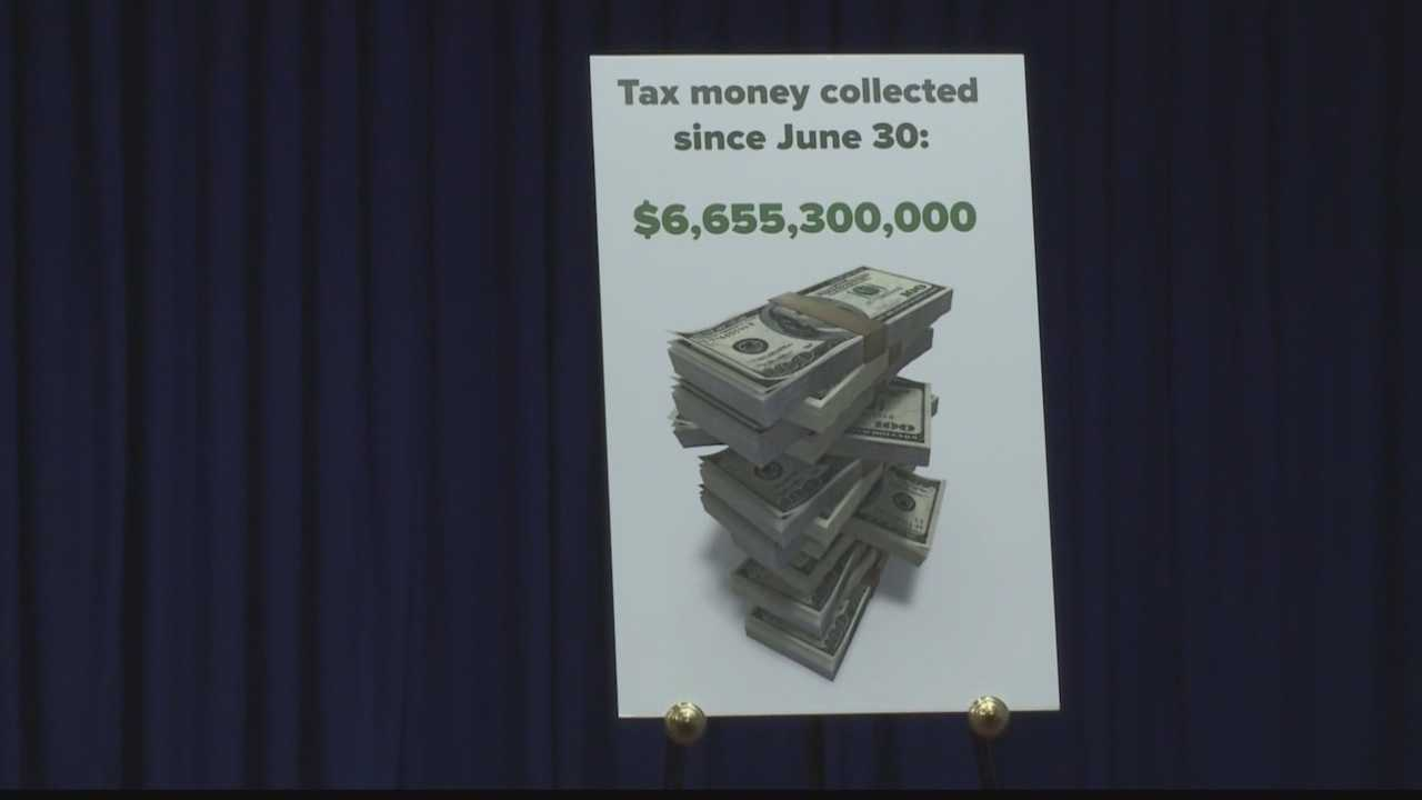 News 8 at 6:00pm