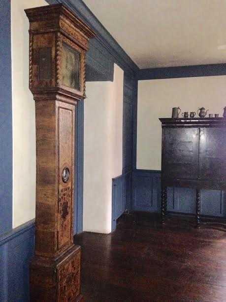 Pennsbury Manor Clock