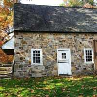 Pennsbury Manor Barn