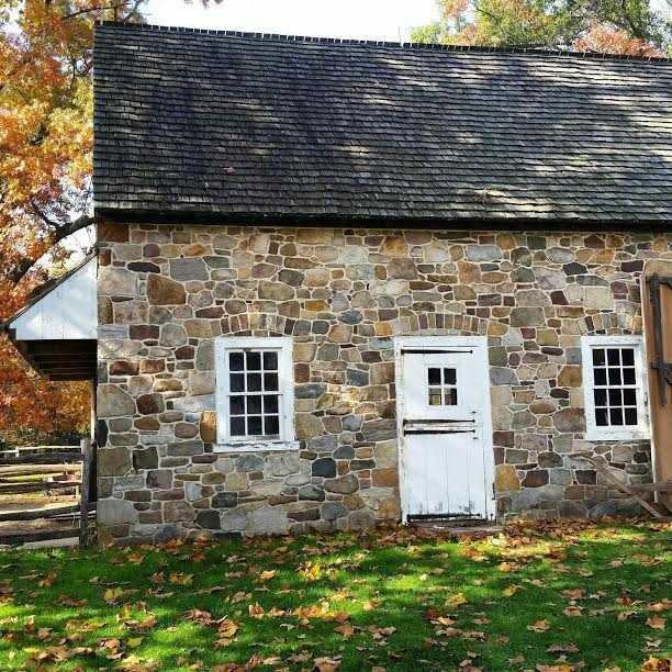 Pennsbury Manor Barn