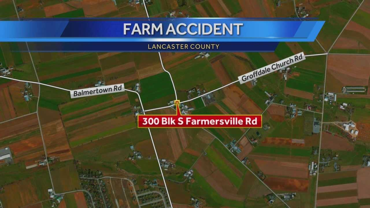 For the fourth time this year, a child has been killed in a Lancaster County farming accident.