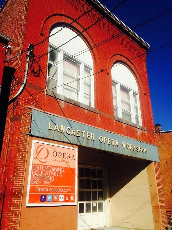 Step inside a Lancaster landmark: The Lancaster Opera Workshop! Located in an old firehouse on West King Street, the building is home to the newly-named OperaLancaster. Click through to see inside.