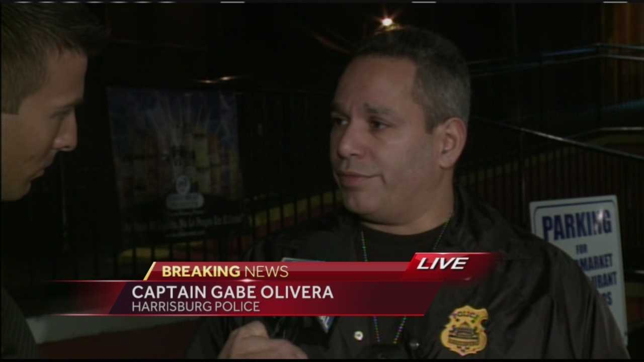 News 8's Jack Korpela spoke with Captain Gabe Oliveria from Harrisburg Police.