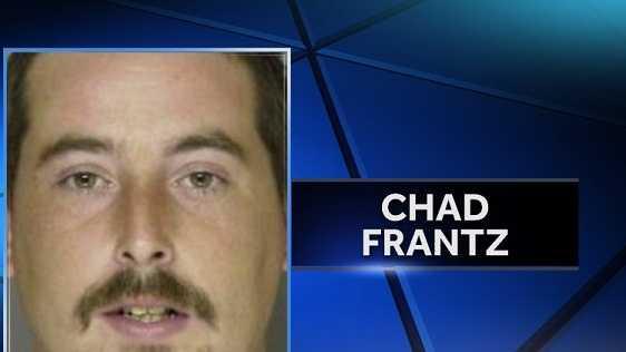 MUG SHOT: Chad Frantz