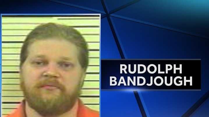 MUG SHOT:Rudolph Bandjough