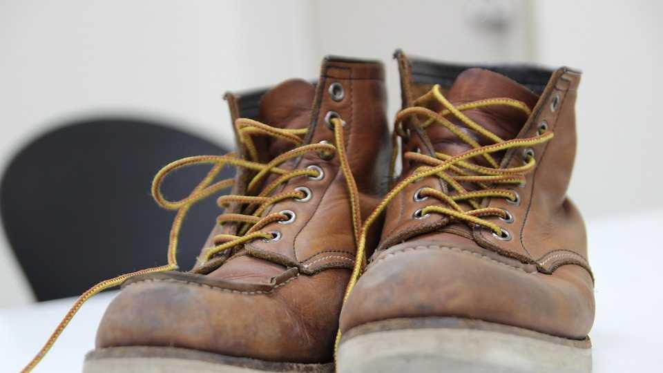 work boots PIXABAY 1.25.16
