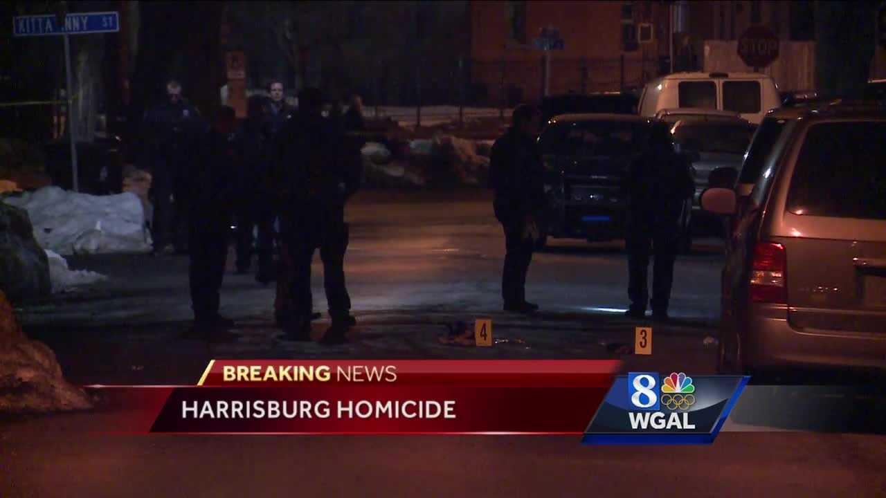 2.2.16 Harrisburg homicide