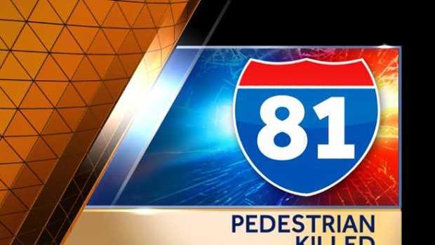 2.5.16 I-81 fatal pedestrian