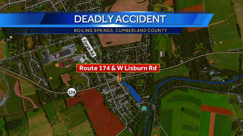 Police investigating fatal accident in Cumberland County