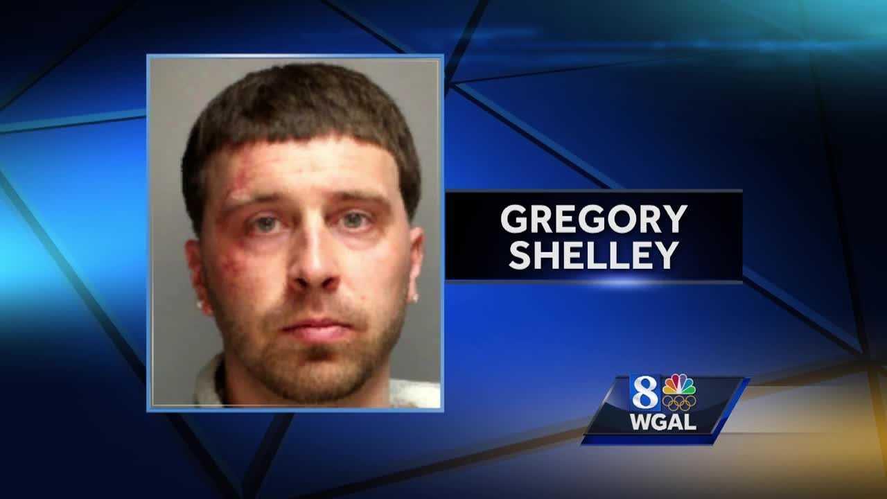 MUG SHOT: Gregory Shelley