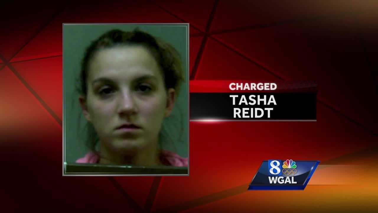 MUG SHOT: Tasha Reidt