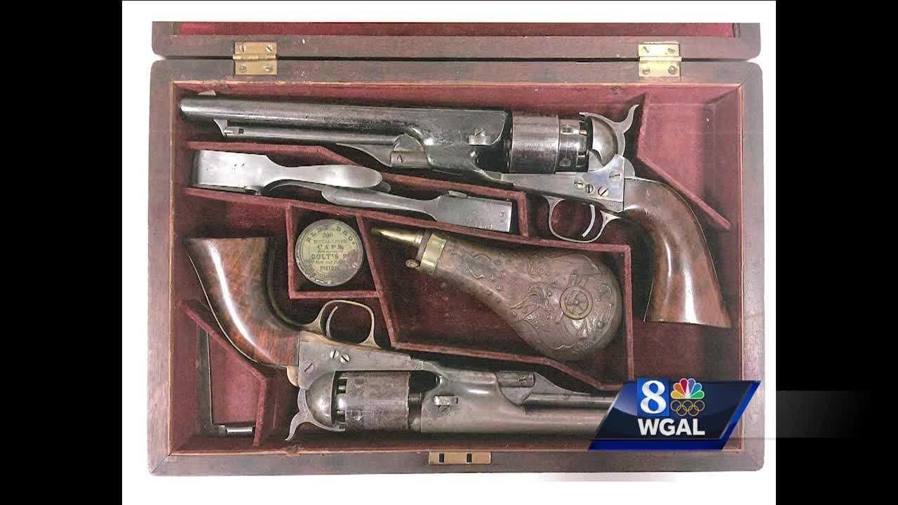 Civil War Museum guns 2.17.16
