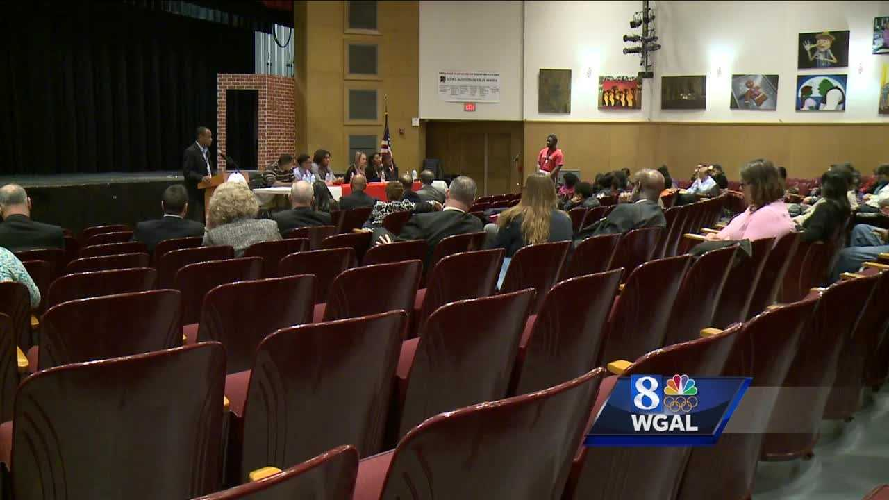 Communities come together to talk about youth violence