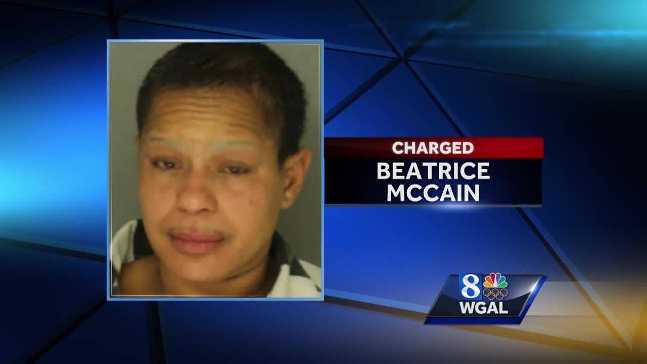 MUG SHOT: Beatrice McCain