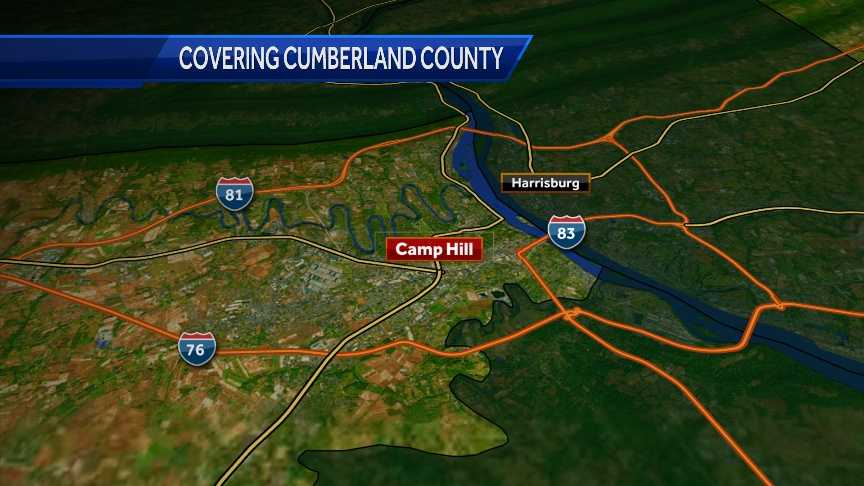 Woman confronts burglar in Cumberland County