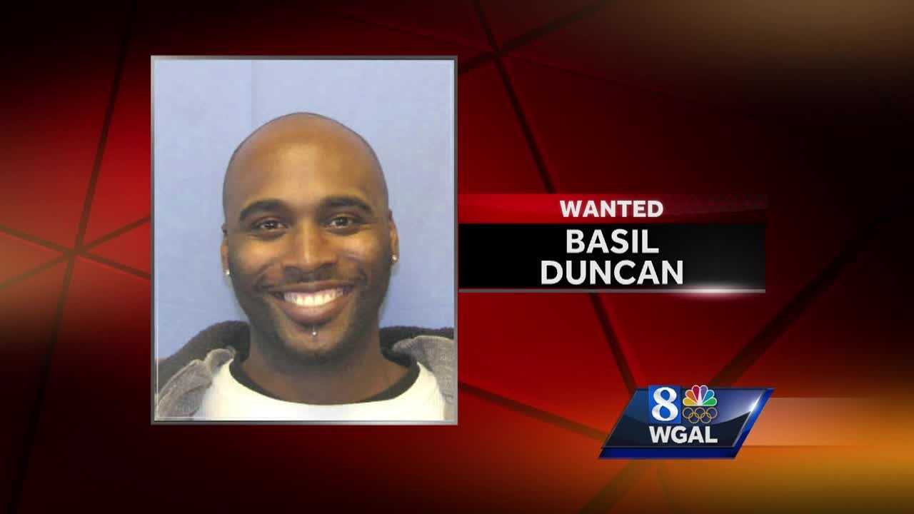 MOST WANTED: Basil Duncan