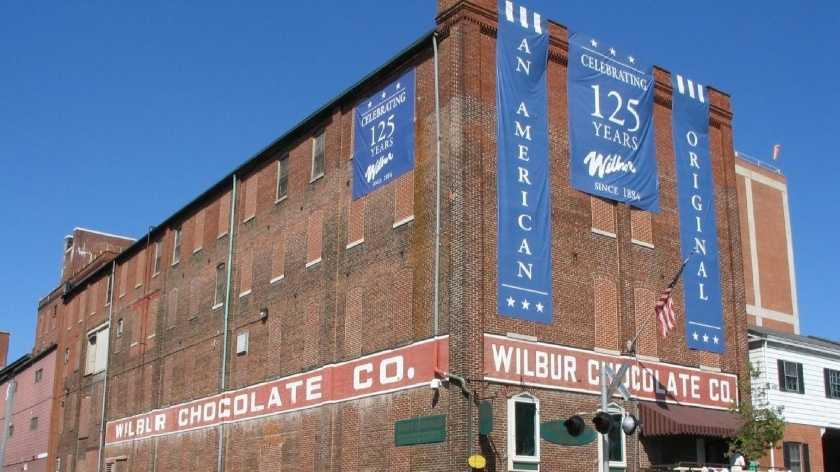 Wilbur Chocolate building being sold