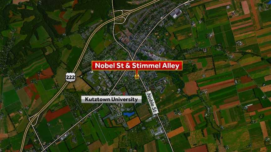 Arrest made in Kutztown University stabbing