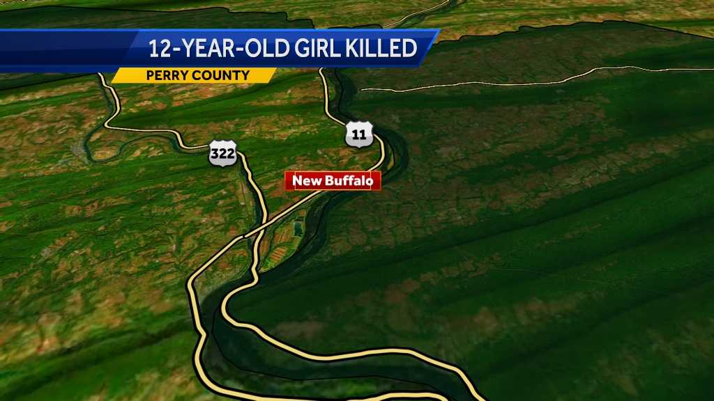 UPDATE: 12-year-old girl hit, killed