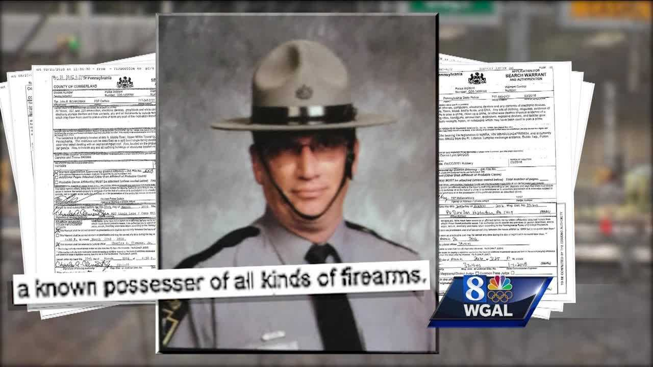 Search warrant reveals most detailed account yet of Turnpike shootings