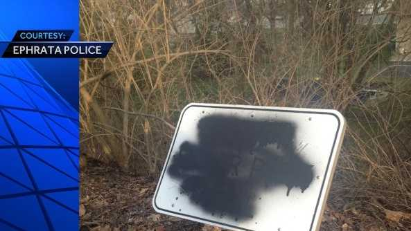 Police will charge three girls after vandalism of WWII memorial