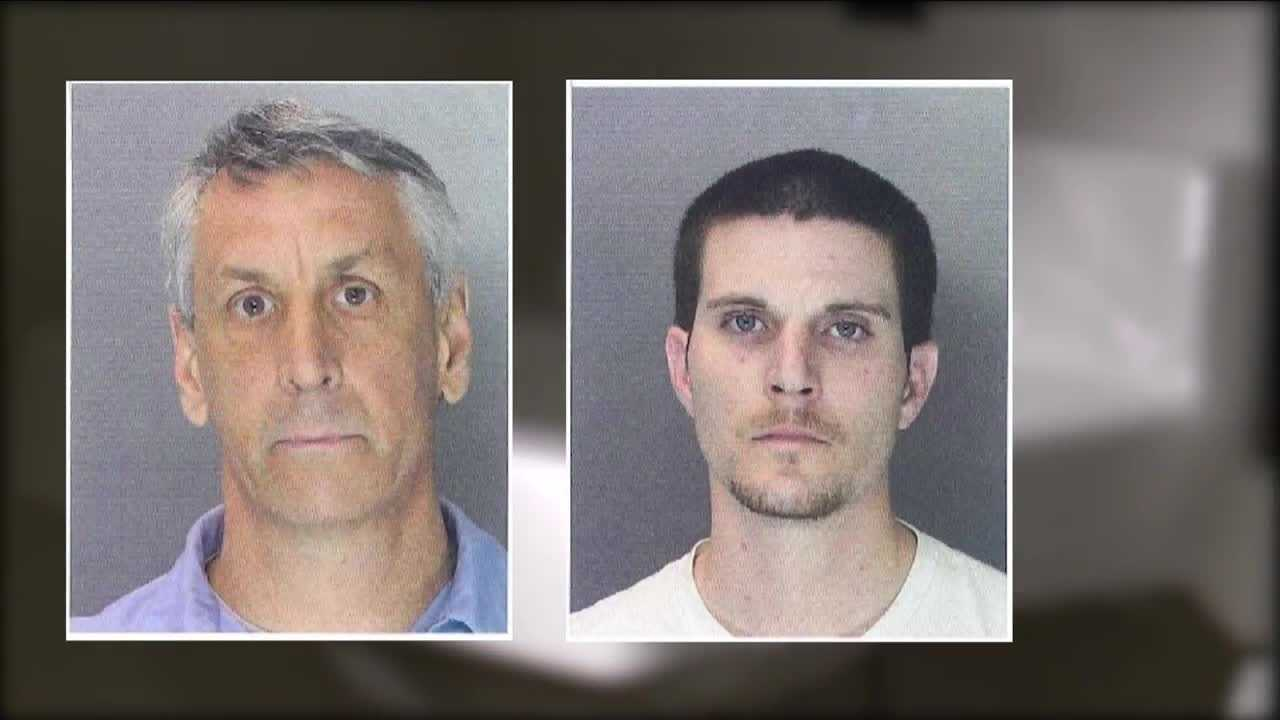 2 mailroom employees at Pa. State Capitol face heroin-related charges