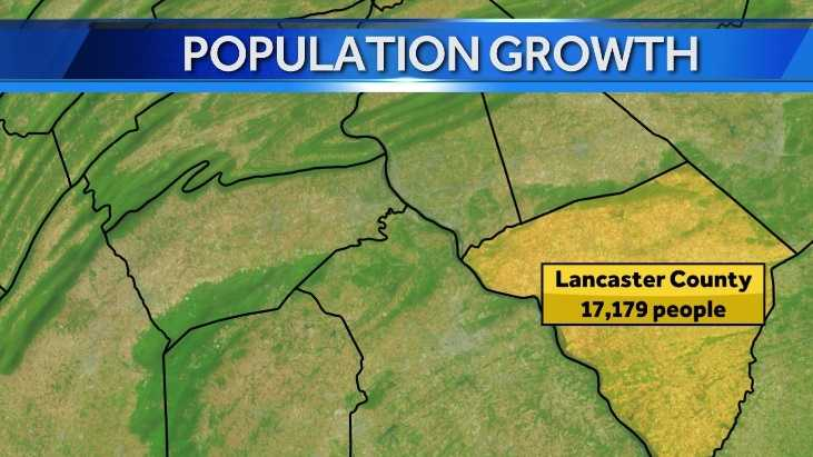 Census shows Lancaster quickest growing county in Susquehanna Valley
