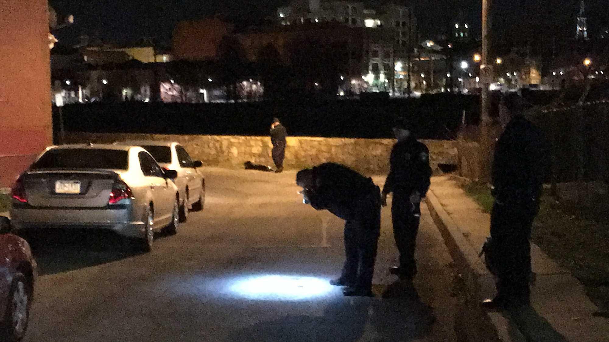 Police investigating shooting in York