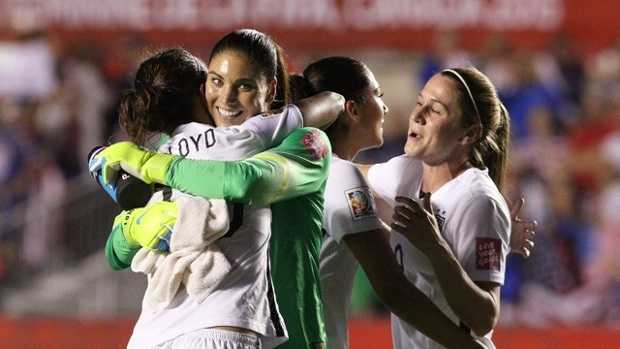 U.S. women's soccer players file wage discrimination complaint