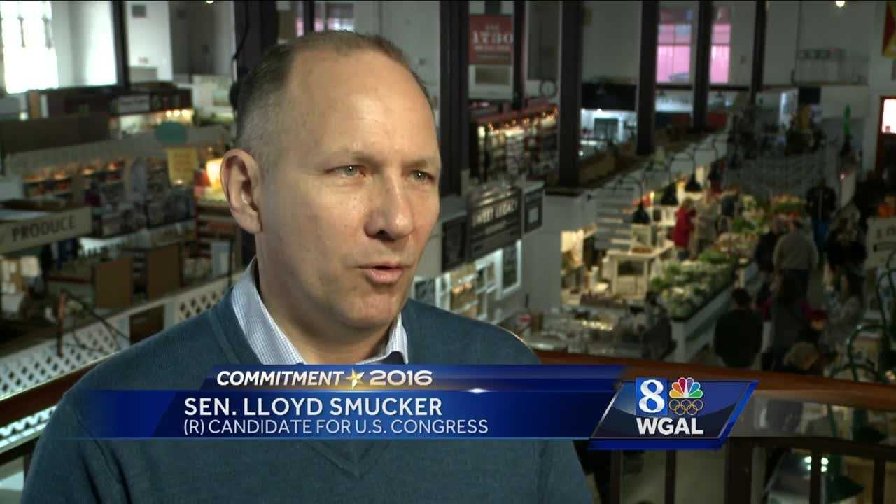 Meet 16th District U.S. House candidate Lloyd Smucker