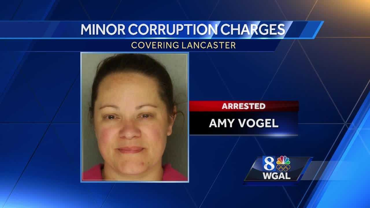 MUG SHOT: AMY VOGEL