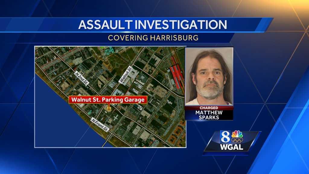 Police: Harrisburg man fired gun in parking garage, assaulted girlfriend
