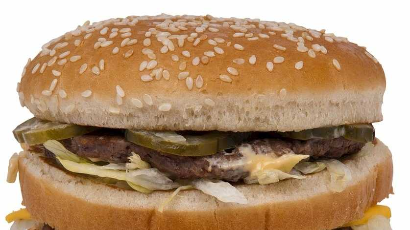 McDonald's considers changing size of Big Mac