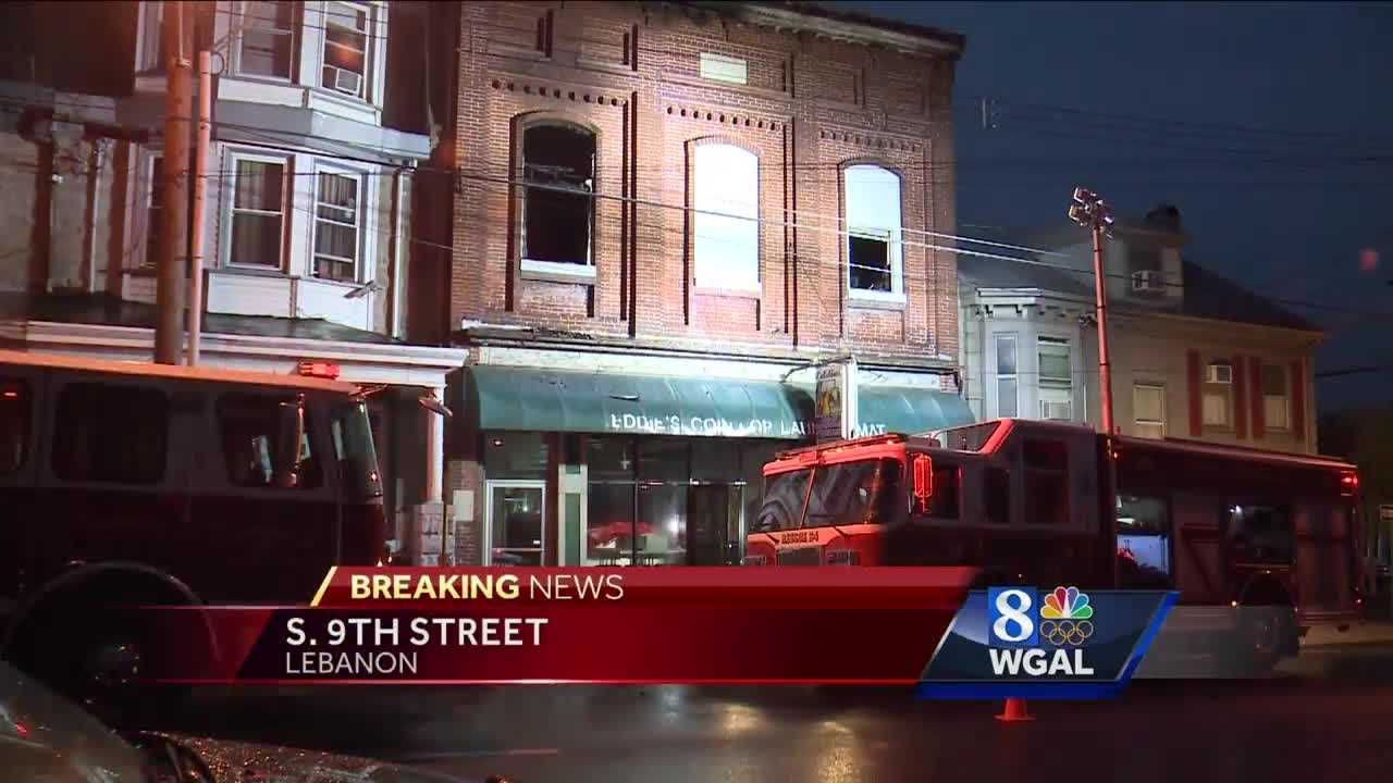 Fire in Lebanon displaces 14 people, causes $250,000 in damage