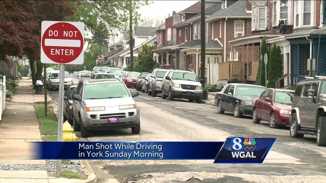5.2.16 Driver shot in neck, shoulder area
