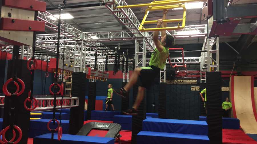 Ninja warrior gym set to open in susquehanna valley