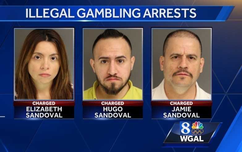 Charged with illegal gambling roulette xtreme systems