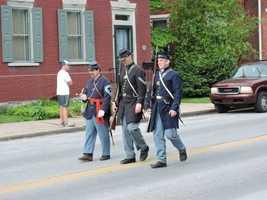 Strasburg Memorial Day Parade