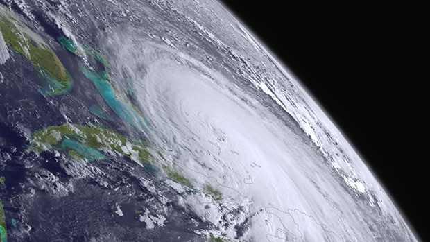 Hurricane Joaquin. NOAA.