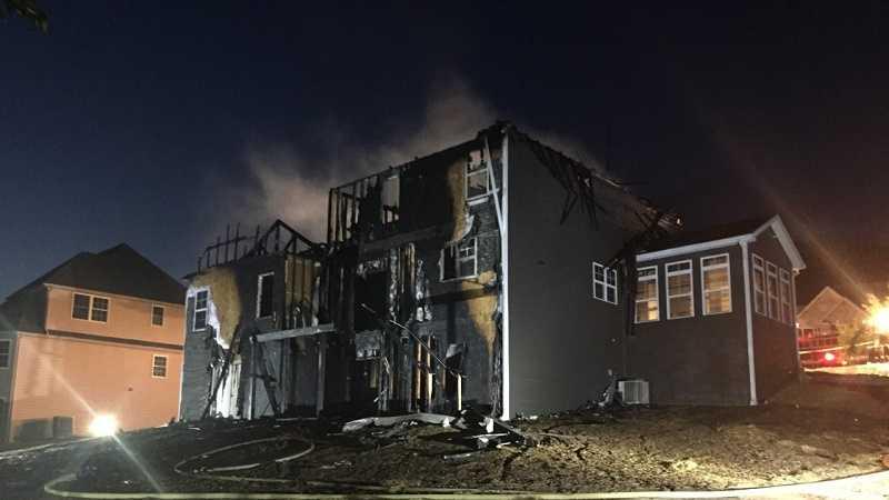 Lower Allen Fire 6.12.16
